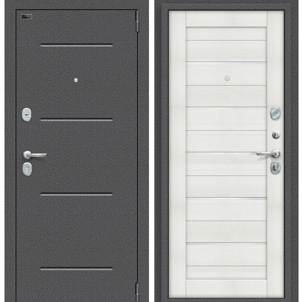 Porta S 104.П22 Антик Серебро Bianco Veralinga