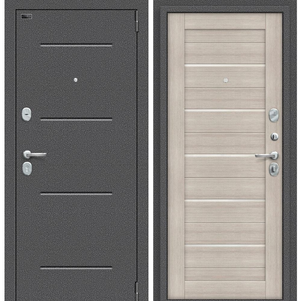 Porta S 104.П22 Антик Серебро Cappuccino Veralinga