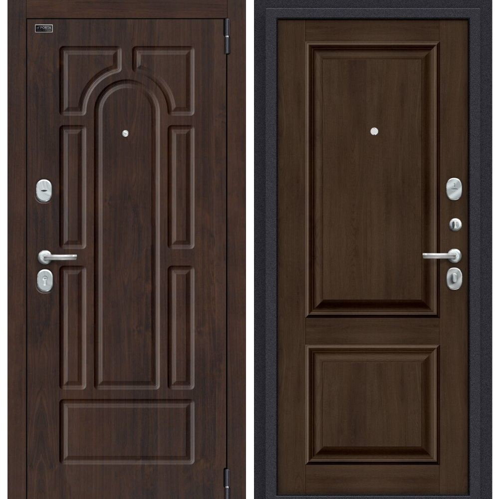 Porta S 55.K12 Almon 28 Dark Oak