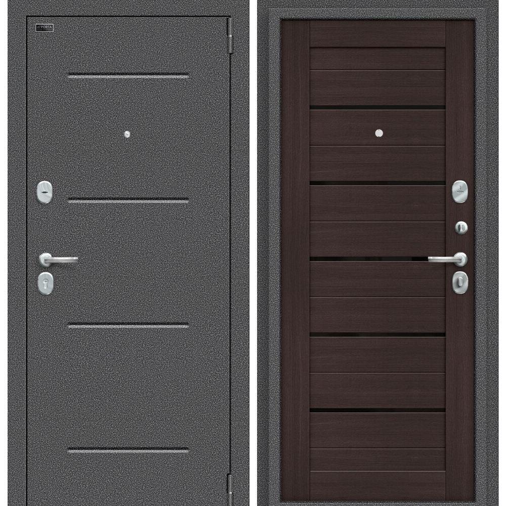 Porta S 104.П22 Антик Серебро Венге