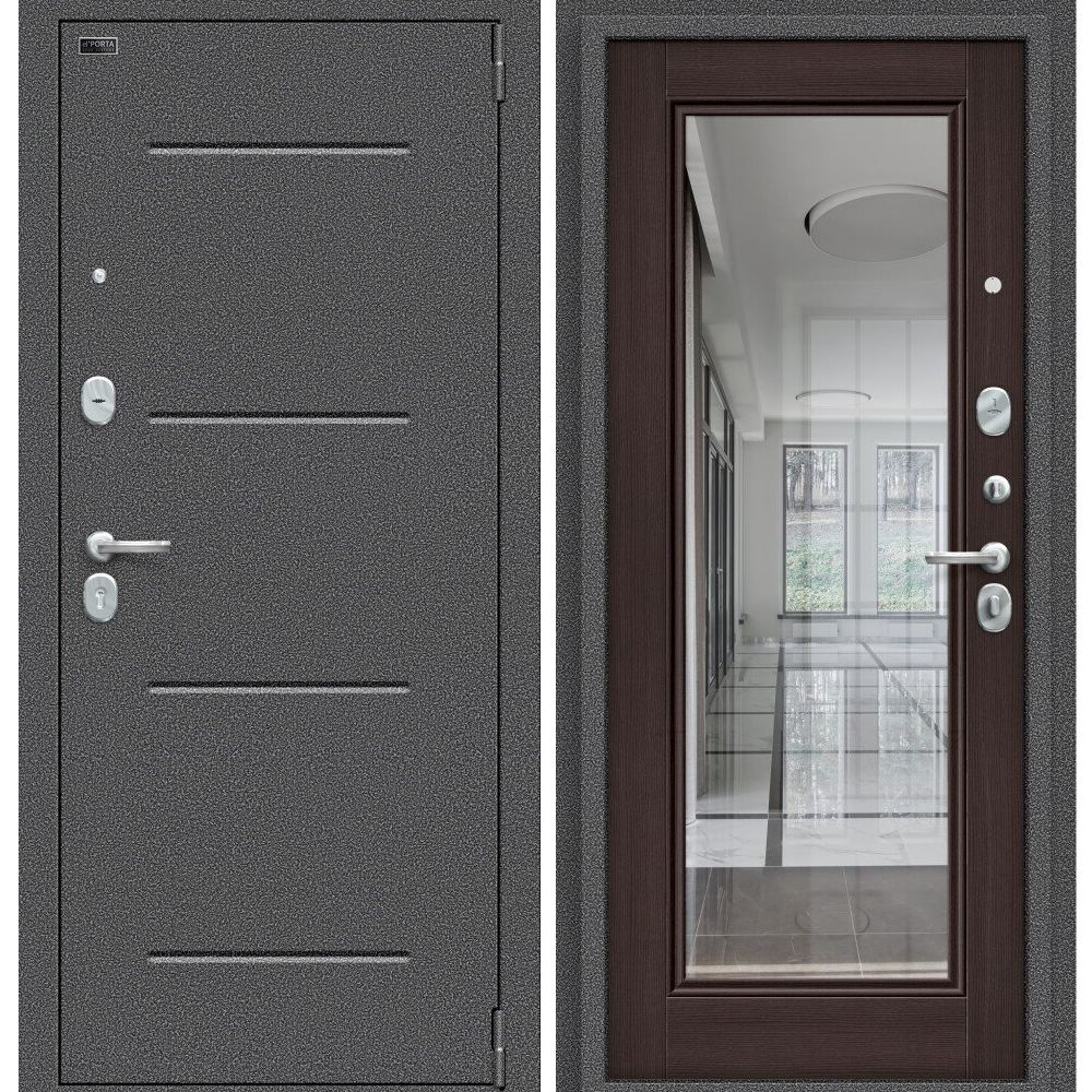 Porta S 104.П61 Антик Серебро Wenge Veralinga